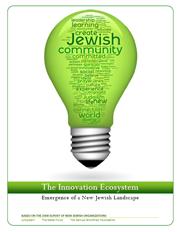 The Innovation Ecosystem: Emergence of a New Jewish Landscape