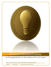 The Jewish Innovation Economy: An Emerging Market for Knowledge & Social Capital